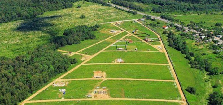 Раздел земельного участка