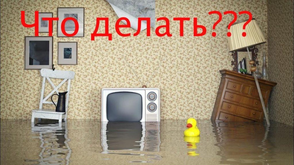 юрист по затоплению квартиры