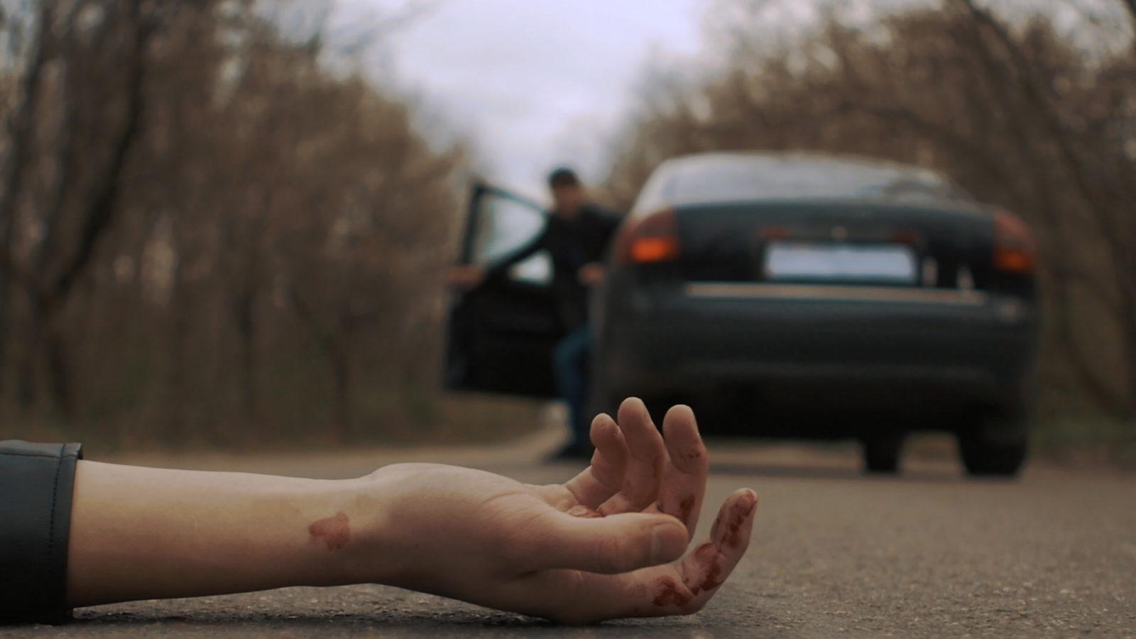 Сбил пешехода насмерть что грозит за наезд