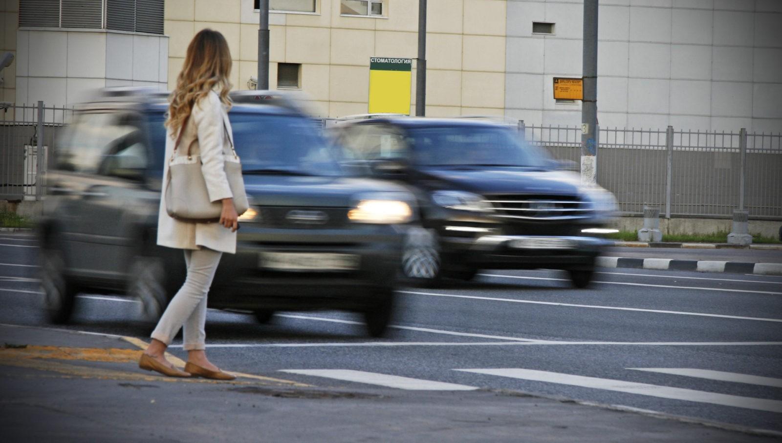 Как придется отвечать если сбил пешехода на пешеходном переходе