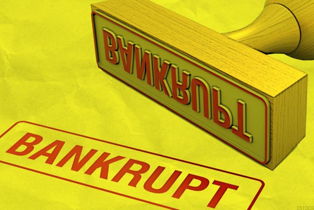 Банкротство застройщика