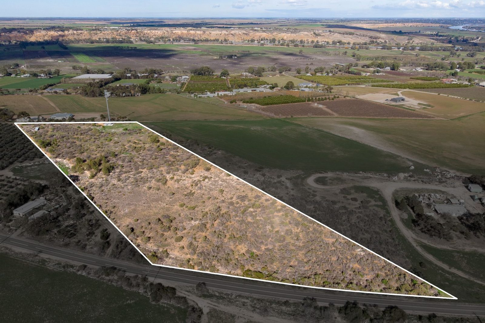 Оформление раздела земельного участка