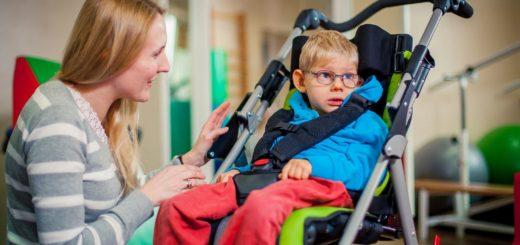 Развод с ребенком инвалидом