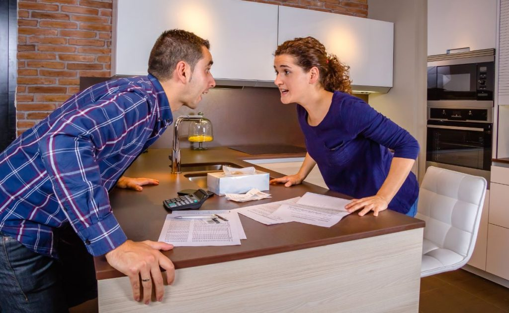 Личное имущество супругов