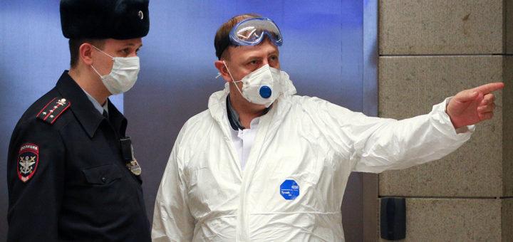 Уголовная ответственность за нарушение карантина по коронавирусу