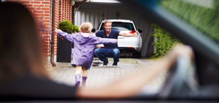 Проживание ребенка после развода