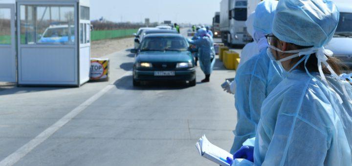 Можно ли ездить на машине при коронавирусе