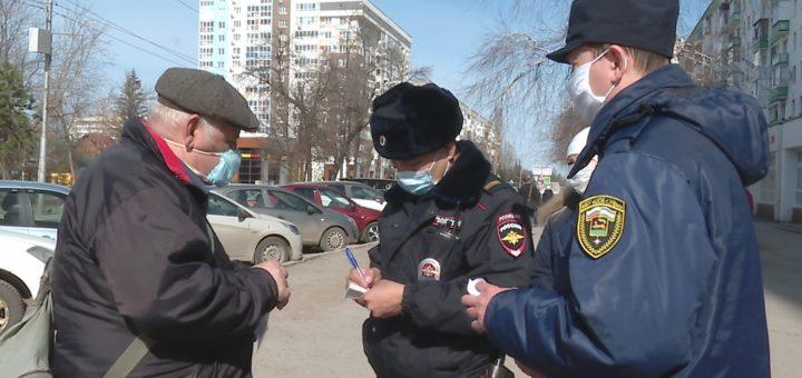 Штрафы за нарушение карантина