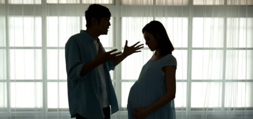 Особенности развода при беременности жены