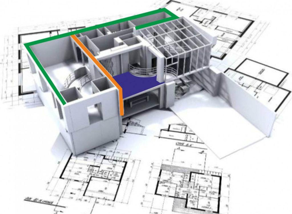 Без получения проектной документации, чертежей и схем, согласовать перевод нежилого помещения в жилое невозможно.
