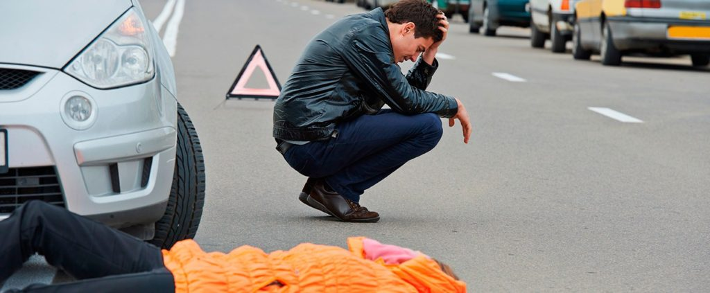 Наказание если сбил пешехода насмерт ь со смертельным исходом